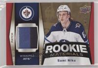Sami Niku #/25