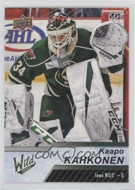 2018-19 Upper Deck AHL - [Base] #7 - Kaapo Kahkonen