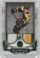 Brad Marchand #/65