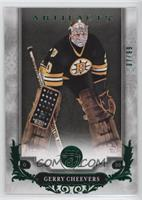 Legends - Gerry Cheevers /99
