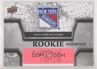 New York Rangers [BeingRedeemed]