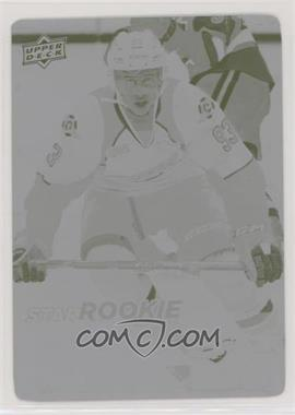 2018-19 Upper Deck CHL - [Base] - Printing Plate Yellow #333 - Star Rookies - Jean-Luc Foudy /1