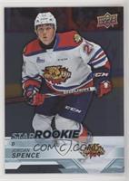Star Rookies - Jordan Spence