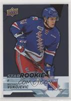 Star Rookies - Michael Vukojevic