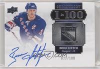 Brian Leetch #/100