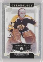 Gerry Cheevers #/36