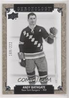 Andy Bathgate #/222