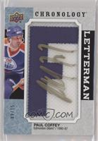Auto - Paul Coffey #/15