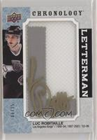 Auto - Luc Robitaille #/15