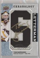 Auto - Tom Barrasso #/15