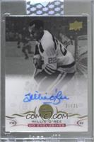 Willie O'Ree [Uncirculated] #/35