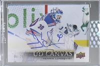 Henrik Lundqvist [Uncirculated] #/25