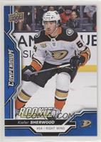 Rookies - Kiefer Sherwood
