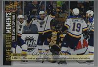 (June 6, 2019) – Stanley Cup Final Game 5 – The Blues Stun the Bruins as Binnin…