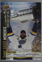 (June 12, 2019) – Stanley Cup Final Game 7 – The Blues Become the First Team to…