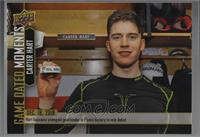 (Dec. 18, 2018) – Carter Hart Becomes Youngest Flyers Goalie to Notch Win in De…