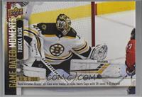 (Feb. 3, 2019) – Rask Becomes Winningest Goalie in Bruins History With 253 Wins