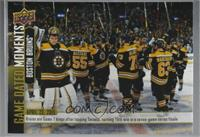 (Apr. 23, 2019) – Boston Bruins Set Record for Most Game 7 Victories by a Franc…