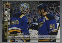 (May 21, 2019) – Binnington Leads the Blues to First Stanley Cup Final in Almos…