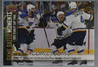 (May 29, 2019) – Stanley Cup Final Game 2 - Gunnarsson's OT Heroics Give Blues …