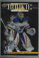 Rookie of the Month - February - Jordan Binnington