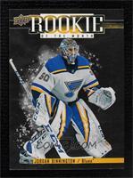 Rookie of the Month - February - Jordan Binnington