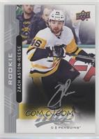 High Number Rookies - Zach Aston-Reese