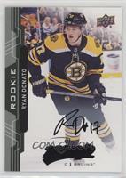 High Number Rookies - Ryan Donato /25