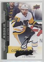 High Number Rookies - Zach Aston-Reese #/25