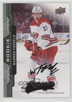 High Number Rookies - Warren Foegele /25