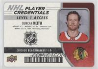 Level 1 Access - Duncan Keith