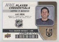 Level 1 Access - James Neal