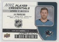 Level 1 Access - Joe Pavelski