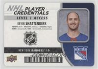 Level 1 Access - Kevin Shattenkirk