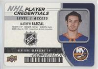 Level 1 Access - Mathew Barzal