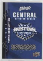 Central Division [Unscratched BeingRedeemed]