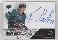 Tomas Hertl [EX to NM] #/99