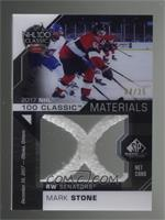 Mark Stone [EX to NM] #/35