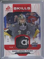 Marc-Andre Fleury /3