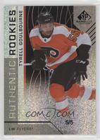 Authentic Rookies - Tyrell Goulbourne #/5