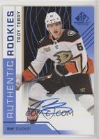 Authentic Rookies - Troy Terry