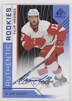 Authentic Rookies - Filip Hronek