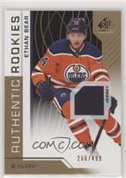 Authentic Rookies - Ethan Bear /499