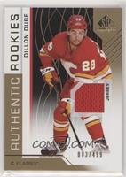 Authentic Rookies - Dillon Dube #/499