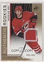 Authentic Rookies - Nicolas Roy #/499