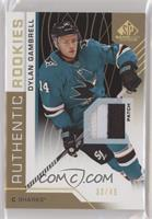 Authentic Rookies - Dylan Gambrell /49