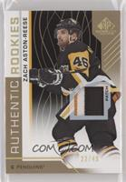 Authentic Rookies - Zach Aston-Reese #/49