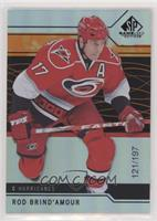 Rod Brind`Amour #/197