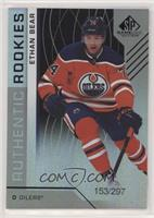 Authentic Rookies - Ethan Bear #/297