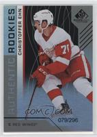 Authentic Rookies - Christoffer Ehn /296